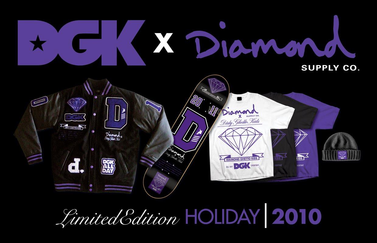 DGK X Diamond hardware collections