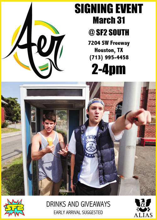 AER in store web